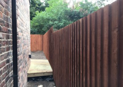 fencing in timperley