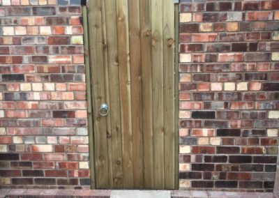 garden gate replacement altrincham