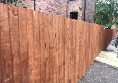 replacement fence in hale