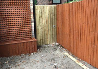 garden fence bowdon